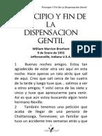 55-0109T PRINCIPIO Y FIN DE LA DISPENSACION GENTIL Voice of Truth