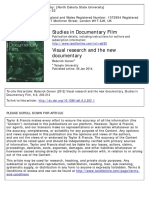 Visual Research and New Doc