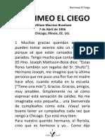 56-0407 BARTIMEO EL CIEGO HUB
