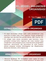model Diagnosis organisasi