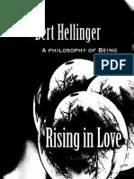 Bert Hellinger - Rising in love
