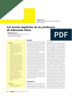 +Las teorías implícitas de los profesores de Educación Física.pdf