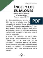 51-0414 EL ÁNGEL Y LOS TRES JALONES