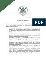 Comunicado del Obispado de Irapuato