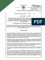 Decreto 808 Del 4 de Junio de 2020