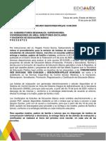 Calificaciones Estado de México 2020