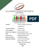 Actividad pedagogica asincrona N° 01