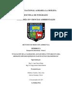 Informe de Evaluación de la Calidad de Agua Superficial y Agua de Mesa.docx