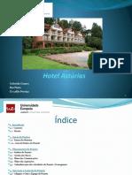 Apresentação Hotel Astúrias