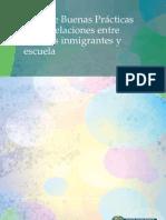 `Guía de Buenas Prácticas en las relaciones entre familias inmigrantes y escuela´