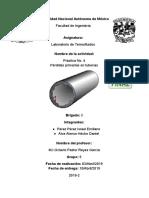 Práctica 4 - Pérdidas primarias en tuberías_HECTOR