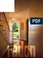 Radon Brochure from the Minnesota Department of Health