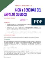 INFORMES DE LAB ASFALTOS