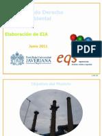 Elaboración de EIA