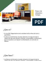 Banco de alimentos Xalapa