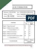 COURS CIFOCSS - COMPTABILITE DES ELEMENTS DU SALAIRE