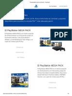 PlayStation®4 Systems & Bundles - PlayStation