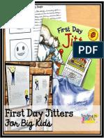 First Day Jitters Freebie