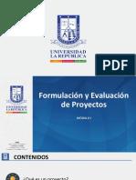 Clase virtual Módulo 1 Formulación y Evaluación de Proyectos.pptx