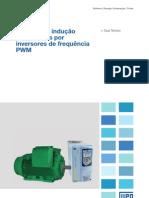 WEG Motores de Inducao Aliment a Dos Por Inversores de Frequencia Pwm 027 Artigo Tecnico Portugues Br