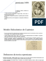 3º ano - epistemologia e ciência moderna