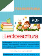 LECTOESCRITURA CLASE 4
