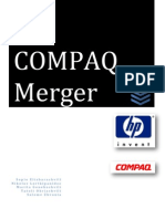 HP COMPAQ Merger Final Version