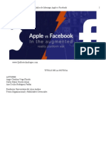 habilidades gerenciales facebook apple