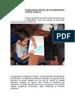 Alternativas Ante El COVID 19