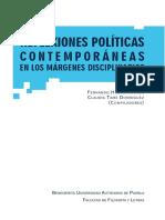 Libro reflexiones políticas contemporaneas digital