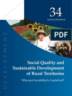 Social Quality and Sustainable Development