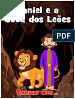 47 - Daniel e a Cova dos Leões