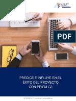 PREDICE E INFLUYE EN EL ÉXITO DEL PROYECTO CON ARES PRISM - PARTE 2