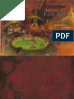 Las nuevas aventuras de las brujas Paca y Poca y su gato Espantoso - Cristina Portorrico y Poly Bernatene