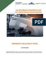 Dados energéticos - indústria celulose