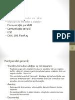 IPA-curs 4 - Comunicatia paralela