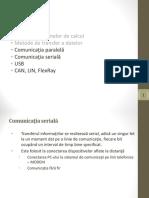 IPA-curs 3 - Comunicatia seriala