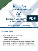 5 Bombeo de Velocidad Variable Español F2F
