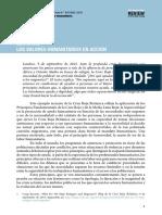 CICR - Los valores humanitarios en accion