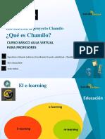 CHAMILO aulAVirtual 2020