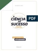 Workbook - A Ciência do Sucesso