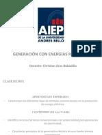 Clase #13 Generacion con energias renovables AIEP 2020