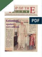 Indian Express 2003