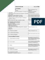 (Normas Tecnicas) NBR ISO 9001 - Planilha de Ger de Pro(1)