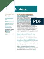 Shadac Share News 2011jan10