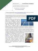 tecnologias para la sostenibilidad