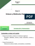 Clase 4 - Enlaces y Moleculas organicas TS 2019-2   444444