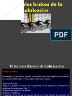 Principios Basicos de Lubricacion