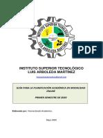 Guía para la planificación académica en modalidad online - 1S 2020.pdf