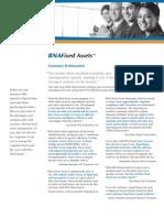 BNA Fixed Assets Software Customer Testimonials